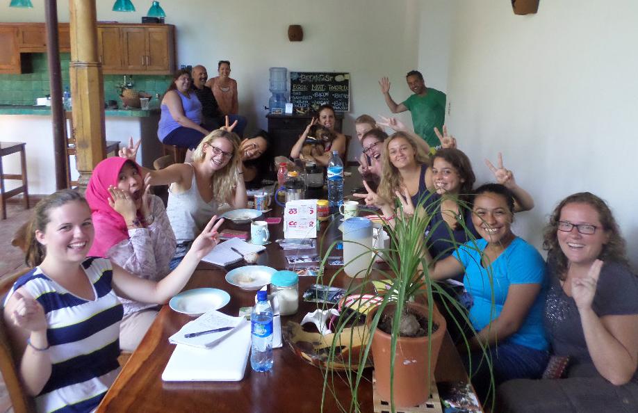 Education Plus Weekly Volunteer Meeting